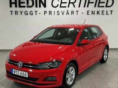 begagnad VW Polo 1.0 TSI BlueMotion DSG Sekventiell 2018