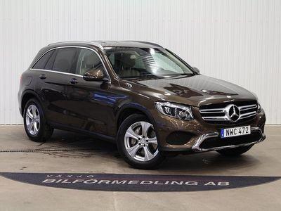 begagnad Mercedes GLC220 d 4MATIC 9G-Tronic 170hk