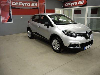begagnad Renault Captur 0.9 TCe 90hk Dynamique Lågmil Lågskatt