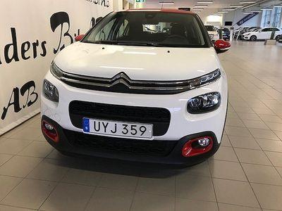 begagnad Citroën C3 1.2 VTi Euro 6 82hk Feel