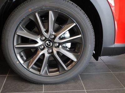begagnad Mazda CX-3 OPTIMUM 2.0 120 HK AUTOMAT
