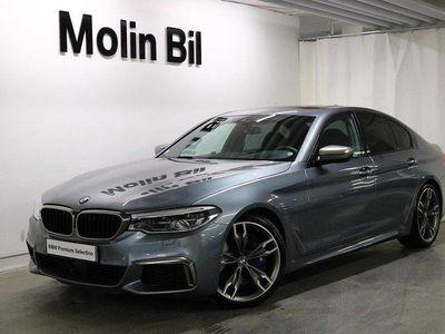 begagnad BMW M550 i xDrive Sedan / M-Sport / Drag