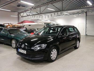 begagnad VW Golf Sportscombi 1.6 TDI DSG 105hk