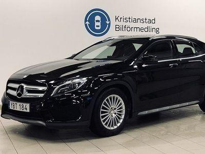 begagnad Mercedes GLA220 4MATIC Aut AMG Sport P