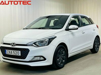 begagnad Hyundai i20 1.2 Move 75hk