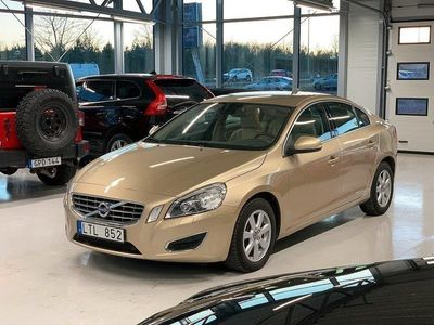 begagnad Volvo S60 D5 AWD