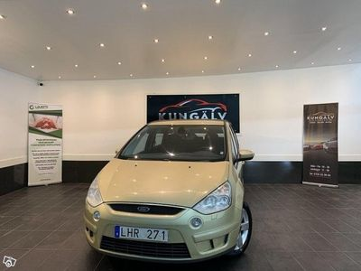 begagnad Ford S-MAX 2.0d,7sits*AUTO*NYBES*NYSERVAD*