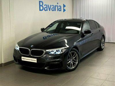 begagnad BMW 520 d xDrive Sedan M-Sport Värmare Nav Drag Ny 2020, Sedan Pris 416 700 kr