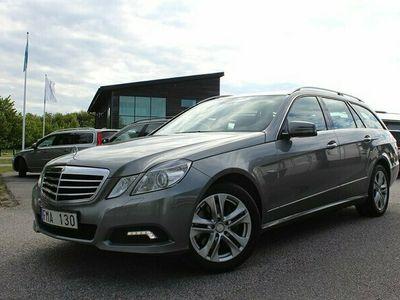 begagnad Mercedes E250 BlueEFFICIENCY Avantgarde Drag 204hk