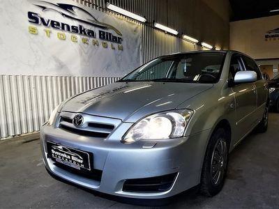 begagnad Toyota Corolla 5-dörrars Halvkombi 1.6 VVT-i Automat 110hk 0 % ränta och 0:-kr