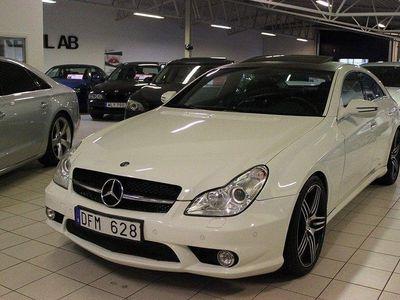 begagnad Mercedes CLS350 CGI 7G-Tronic AMG 292h