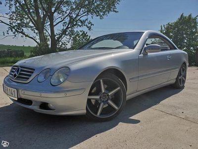 brugt Mercedes 500 cl -00