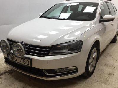 begagnad VW Passat 2.0 TDI BlueMotion Technology Variant