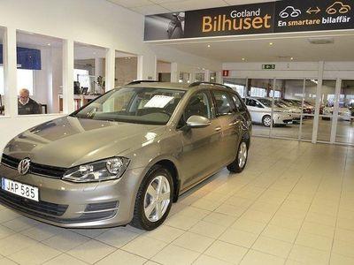 begagnad VW Golf 1.2 TSI Style Sportscombi Eur
