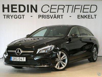begagnad Mercedes CLA220 CLA D 7G Drag Navi Backkamera