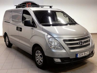 begagnad Hyundai H-1 Skåp 2.5 Crdi Aut 2013, Transportbil 89 000 kr