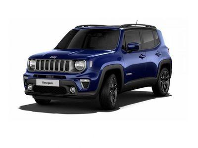 begagnad Jeep Renegade Night Eagle 1.0 120hk