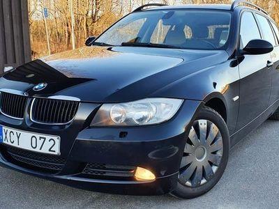 begagnad BMW 320 i 150hk 6-Växlad Nybesiktigad