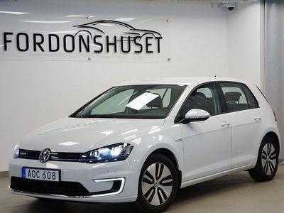 begagnad VW e-Golf VII   24.2 kWh Single Speed