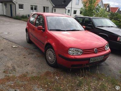 second-hand VW Golf 3-dörrar 1.6 Manuell, 100hk, -99
