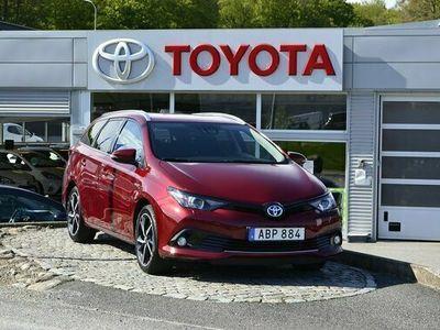 begagnad Toyota Auris 1.8 Touring Sports Touch & Go Edition 2018, Halvkombi Pris 182 900 kr