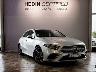 gebraucht Mercedes A180 d / AMG & Widescreen / -19