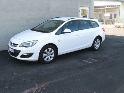 begagnad Opel Astra Active 1.6