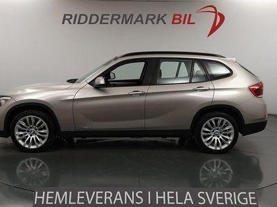 begagnad BMW X1 xDrive20d, E84 (184hk)