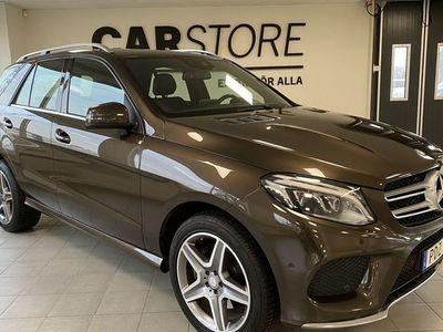 begagnad Mercedes GLE350 - BenzD AMG 4MATIC 9G - Tronic, Värmare