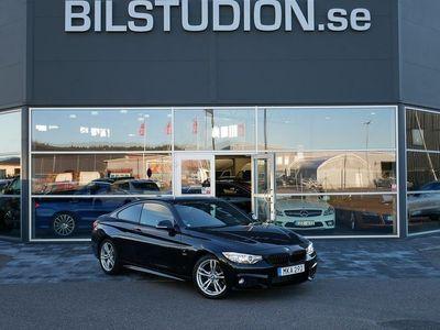 begagnad BMW 428 i Coupé,245hk,M-Sport,5.300mil