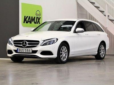 begagnad Mercedes 219 C Benz C 220d Drag Burmester S&V-Hjul 2017, Personbil800 kr