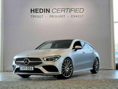 begagnad Mercedes CLA200 Shooting Brake - Benz / AMG / ADVANTAGEPAKET / PANORAMA