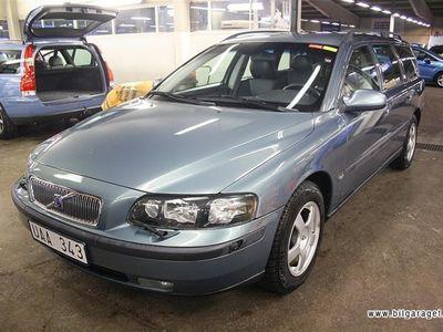 begagnad Volvo V70 V70 2.4Business Kombi 2003
