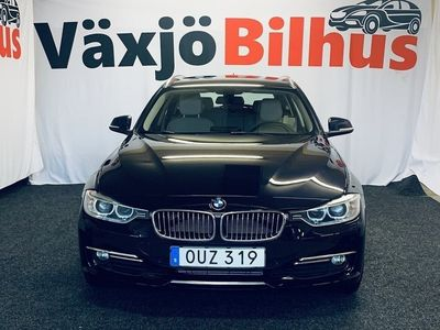 begagnad BMW 320 d xDrive Touring Steptronic Navi 184hk