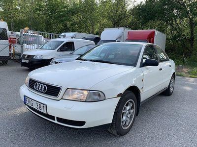 gebraucht Audi A4 Sedan 1.8 125hk (GDS) -96
