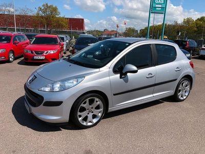 begagnad Peugeot 207 5-dörrar 1.4 HDi 68 hk Årskatt 14