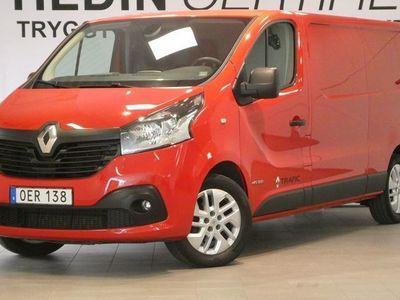 begagnad Renault Trafic Skåp 1.6 dCi Man D-Värmare Drag Navi