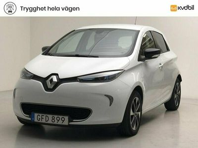 begagnad Renault Zoe R110 41 kWh (108hk)