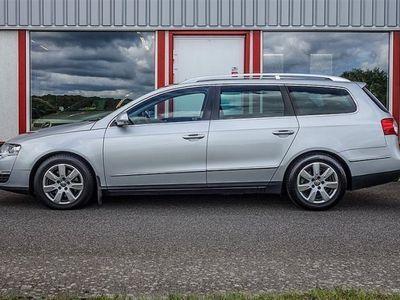 begagnad VW Passat 2.0 TDi 4-Motion Variant 6-vxl NAVI Sportline 4WD Diesel