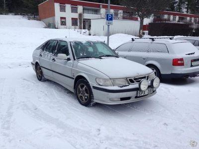 begagnad Saab 9-3 2.0t -01