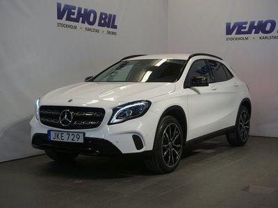 begagnad Mercedes GLA200 UrbanLine-Night Backkamera Aut Drag Nav