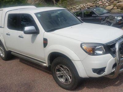 begagnad Ford Ranger XLT, Double Cab, 5bält, D-värmare -10