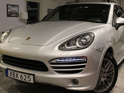 begagnad Porsche Cayenne Diesel TipTronic S Luftfjädring,Gps 2012, SUV 269 000 kr