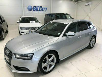 begagnad Audi A4 Avant 2.0 TDI 150