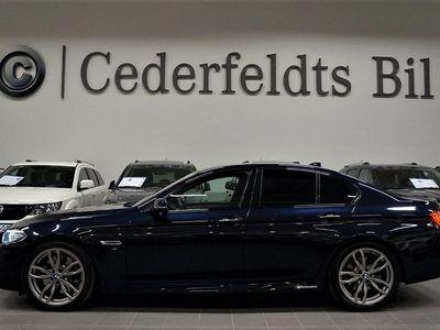 begagnad BMW M550 D xDrive M-Sport 381hk Maxutrustad