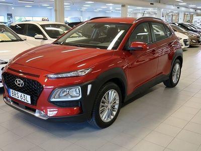 begagnad Hyundai Kona 1.6 T-GDi DCT 2WD Trend -19