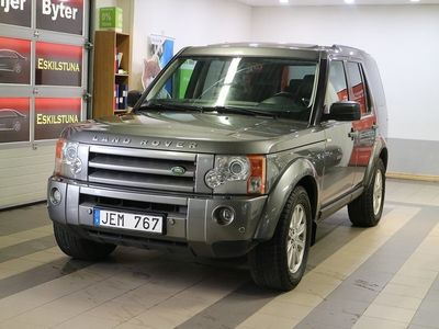 begagnad Land Rover Discovery 2.7 TDV6 4WD Automat HSE 7-sits 190hk