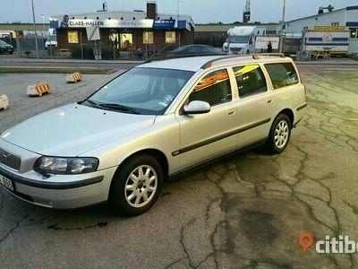 begagnad Volvo V70 2.4 170hk