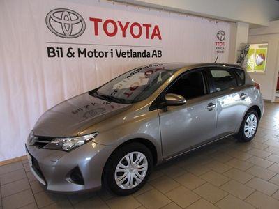 begagnad Toyota Auris 1.6 Life 5-dörr