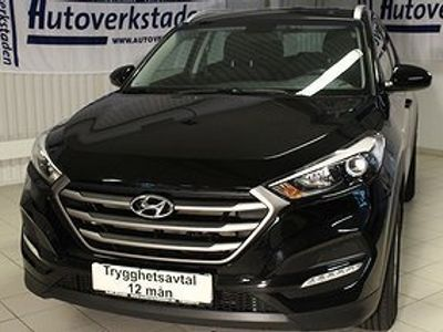 begagnad Hyundai Tucson 1,6 GDI Active 132hk